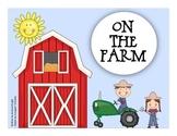 ELL eBook:  On the Farm