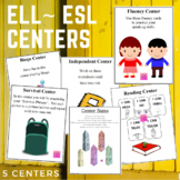 ELL or ESL Centers