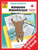 Amazon Rainforest (Enhanced eBook)