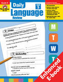Daily Language Review: Grade 5 (Enhanced eBook)