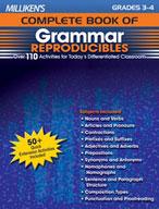 Milliken's Complete Book of Grammar Reproducibles: Grades