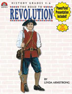 The Road to Revolution (Enhanced eBook)  **Sale Price $12.