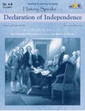 Declaration of Independence  **Sale Price $4.17  - Regular