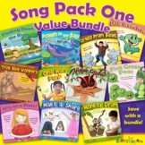 Early Childhood Music - Song Pack