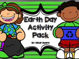 Earth Day Activities - Write the Room, ABC Order, Writing,