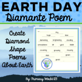 """""""Earth Day""""-  Poetry Display"""