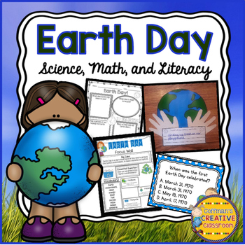 Earth Day Activities ~Common Core Aligned~