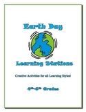 Earth Day Learning Stations