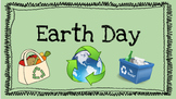 Earth Day Power Point