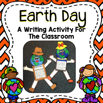 Earth Day - Writing Activity