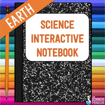 Science Interactive Notebook {Earth Science}
