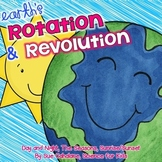 Earth's Rotation & Revolution {Aligns with NGSS 1-ESS1-1,