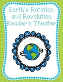 Earth's Rotation and Revolution Reader's Theater