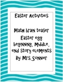 Easter Activites