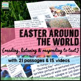Easter Around the World {reading and responding to non-fic