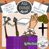 Religious Easter Clip Art 2