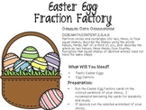 Easter Egg Fraction Center