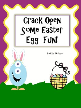 Easter Egg Hunt Inserts