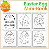Easter Egg Word Book