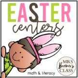 Easter Math & Literacy Activities