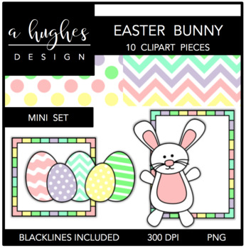 Easter Mini Set {Graphics for Commercial Use}