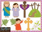 Easter, Religious Clip-Art