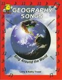 """Eastern Europe Song"" MP3 from Geography Songs CD by Kathy Troxel"