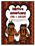 Creek and Cherokee Indians for Kids