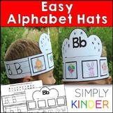 Alphabet Hats