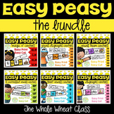 Easy Peasy Centers Bundle