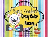 Easy Readers Crazy Color Racers