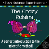 Easy Science Experiments: The Crazy Raisins Experiment