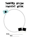Easy and Fun Memory Book for Second Grade