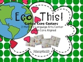 Eco This!  Carbon Core Centers