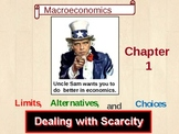 Economics [AP] - Chapter 1 Limits, Alternatives, and Choices