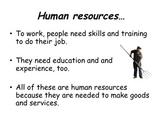 Economics Human Resources Powerpoint