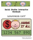 Economics Interactive Notebook fun