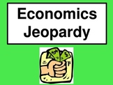 Economics Jeopardy (Second Grade)