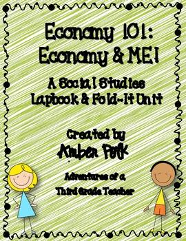 Economy 101 Lapbook Unit