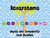 Ecosystems Depth and Compexity Icon Booklet