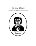 Edgar Allan Poe Differentiated Curriculum: Gothic Diner