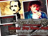 Edgar Allan Poe: Jammin' Pop Music Style!