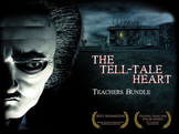 "Edgar Allan Poe's ""The Tell-Tale Heart"", Animated movie. ("
