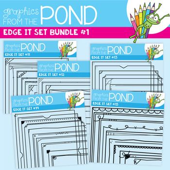 Edge It Borders Mini Pack 1