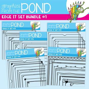 Edge It Borders Mini Pack 1