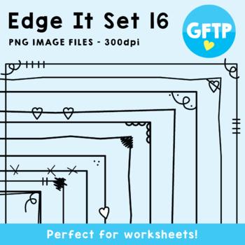 Edge It Borders - Set 16