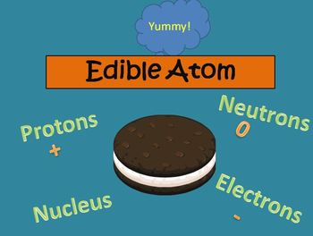 Edible Atom Activity