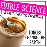 Edible Science: Shake, Rattle, & Roll Plate Tectonics (Cha