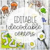 30 Sight Word Games - EDITABLE