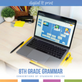 Eighth Grade Grammar Bundle